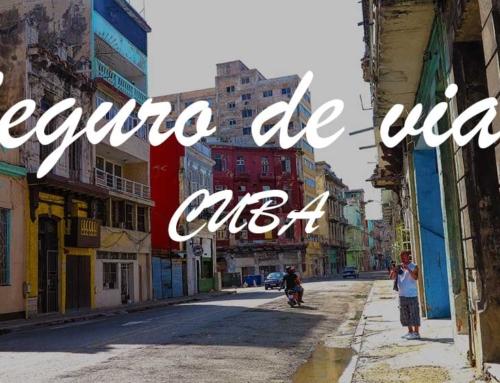 Seguro Viaje Cuba