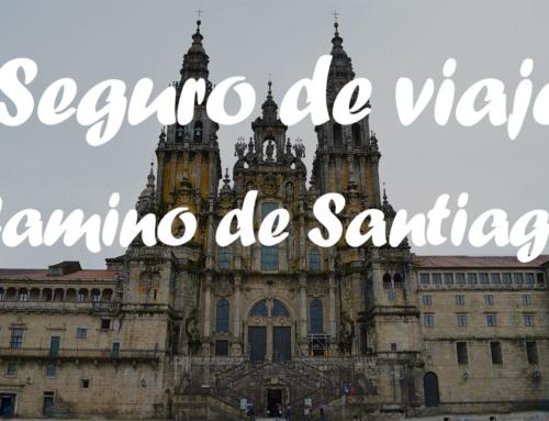 Seguro para realizar el Camino de Santiago